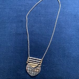"""Lucky 🍀 Brand Gold and Silver 16"""" Necklace"""
